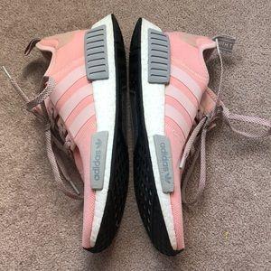 adidas Shoes - pink adidas NMD